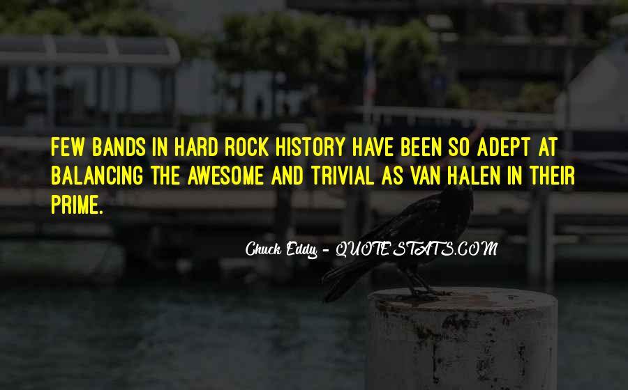 Best Van Halen Quotes #388631