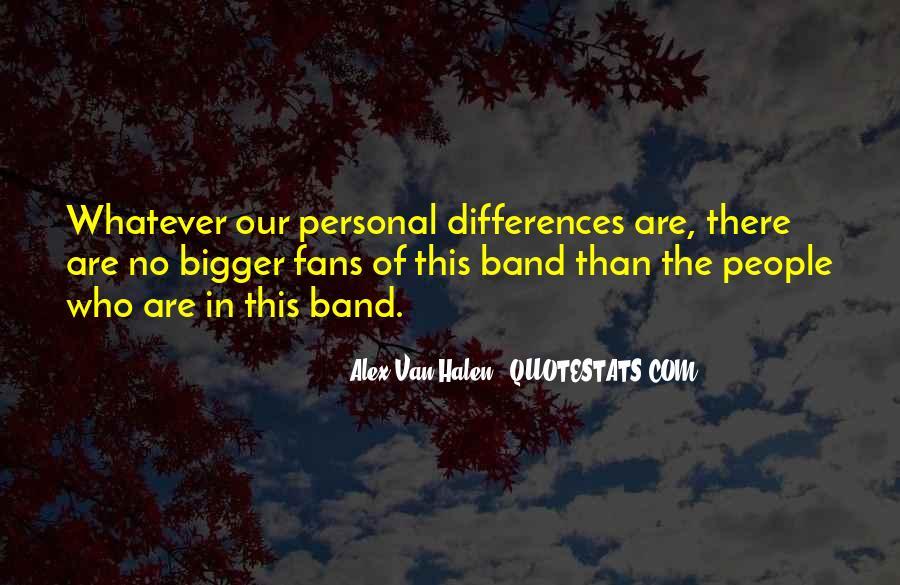 Best Van Halen Quotes #431597