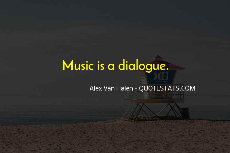 Best Van Halen Quotes #98797