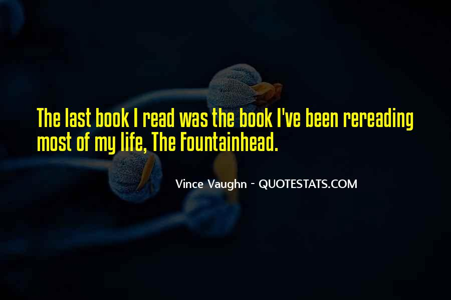 Best Vince Vaughn Quotes #584796