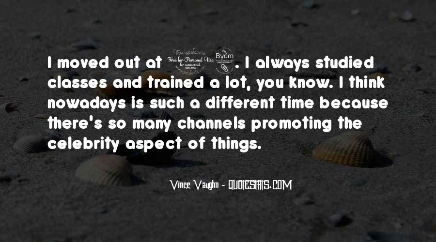 Best Vince Vaughn Quotes #634705
