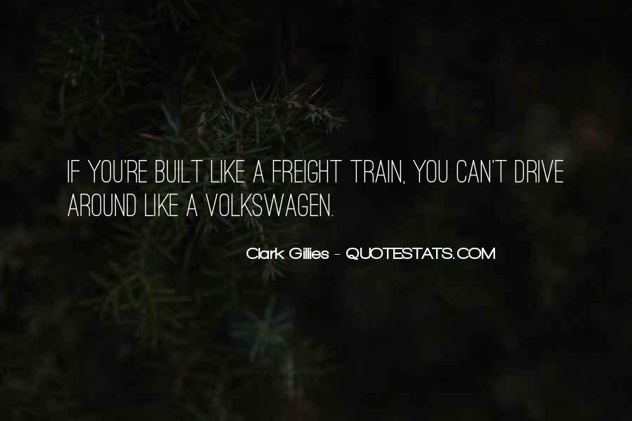 Best Volkswagen Quotes #1341858