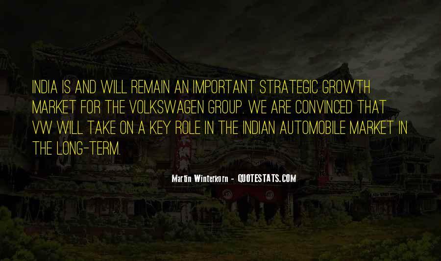 Best Volkswagen Quotes #185429