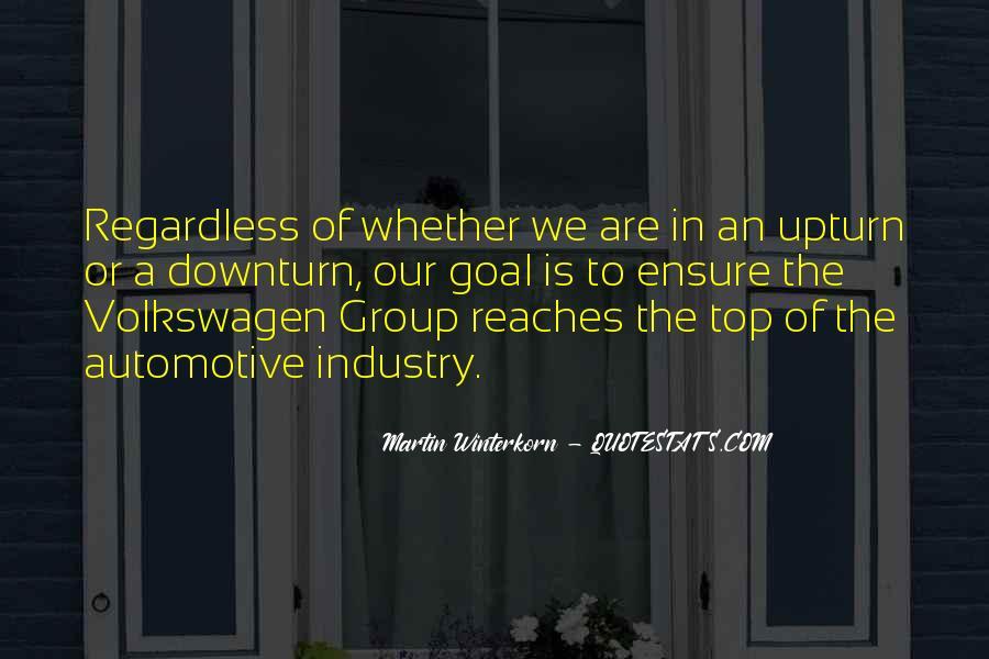 Best Volkswagen Quotes #34885