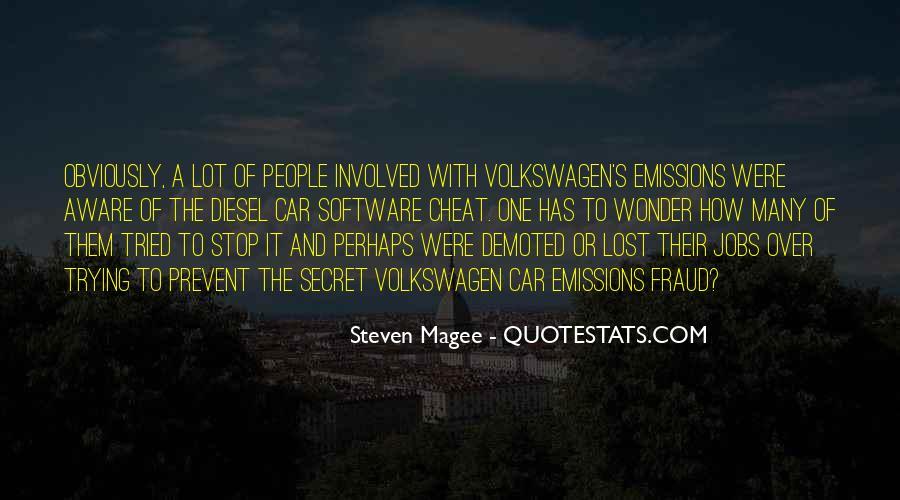 Best Volkswagen Quotes #392471