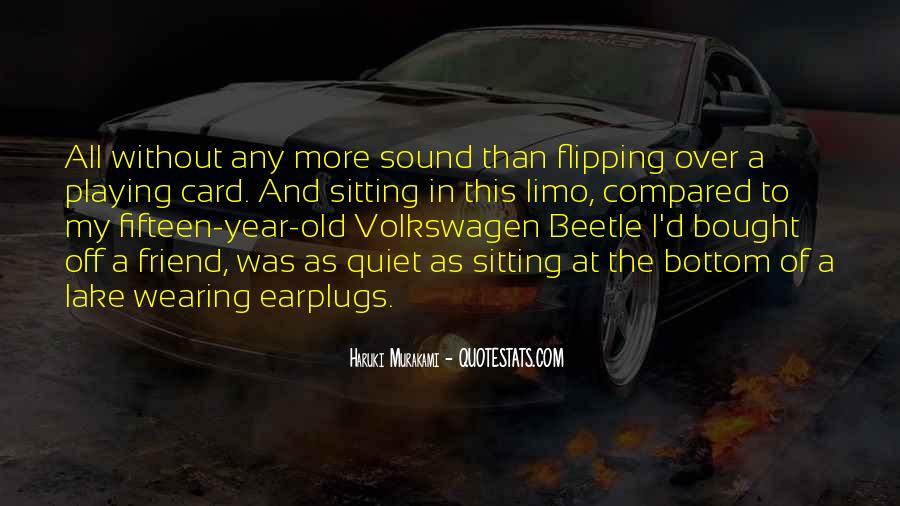 Best Volkswagen Quotes #563501