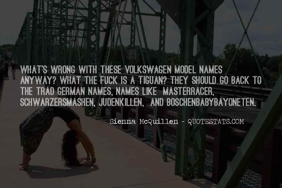 Best Volkswagen Quotes #658140