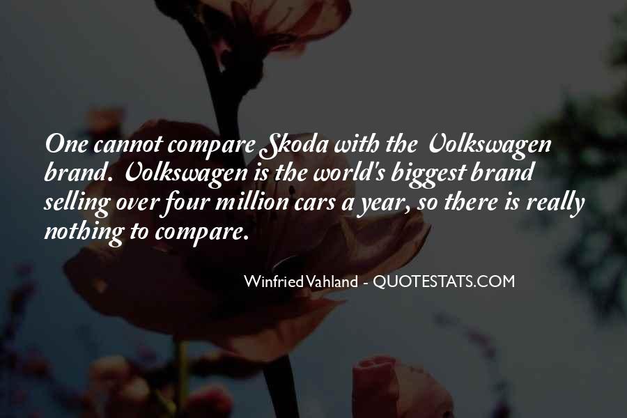 Best Volkswagen Quotes #695594