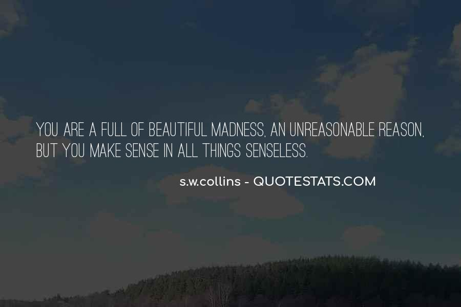 Quotes About Madness Of Love #1334384