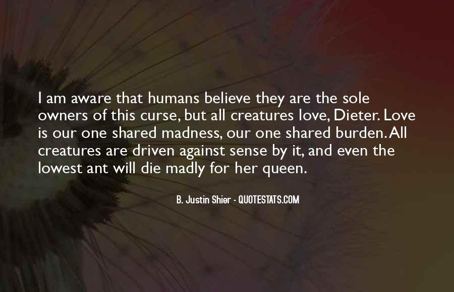 Quotes About Madness Of Love #1471188