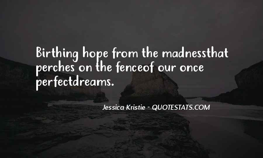 Quotes About Madness Of Love #1530404