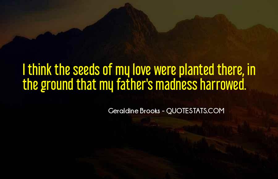 Quotes About Madness Of Love #350909