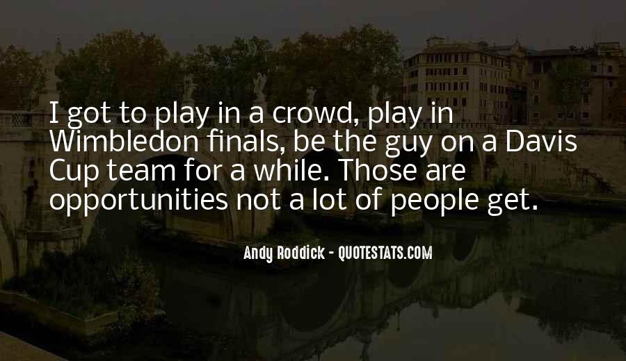 Best Wimbledon Quotes #151989