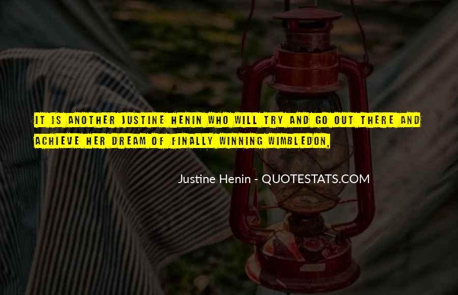 Best Wimbledon Quotes #182528