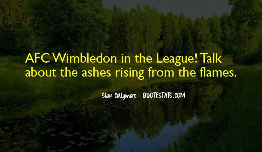 Best Wimbledon Quotes #342456