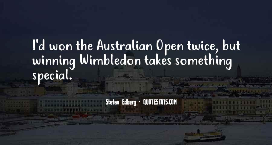 Best Wimbledon Quotes #387581