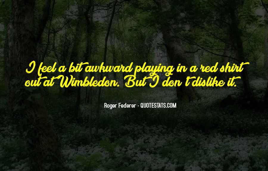 Best Wimbledon Quotes #390996