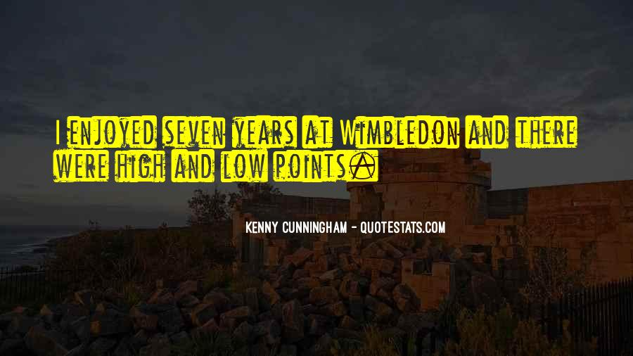 Best Wimbledon Quotes #48060