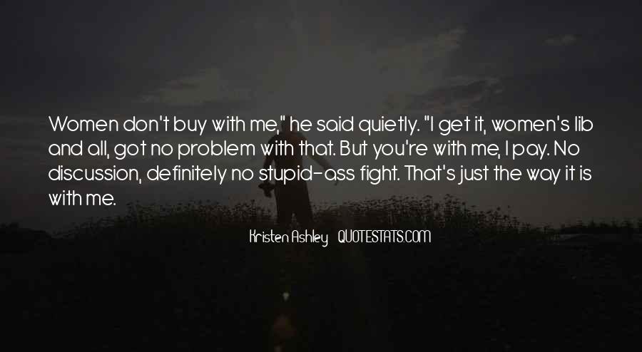 Best Women's Lib Quotes #1430227