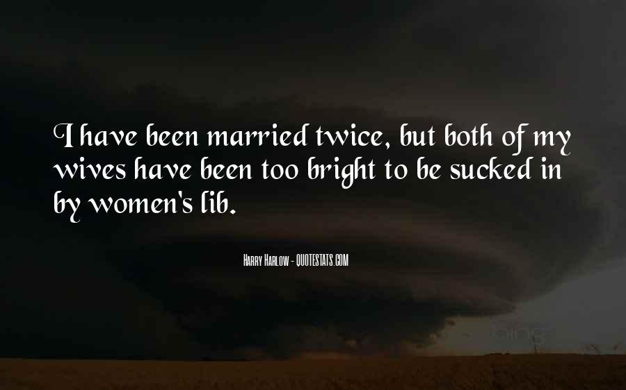 Best Women's Lib Quotes #324853