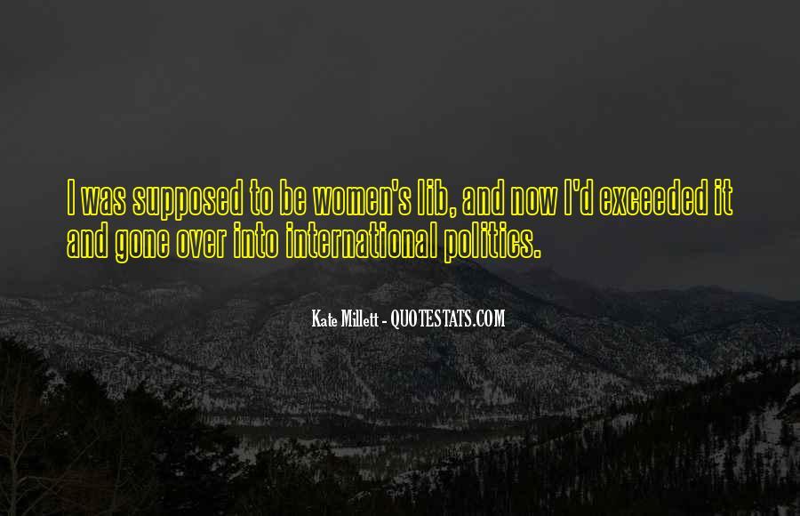 Best Women's Lib Quotes #628198