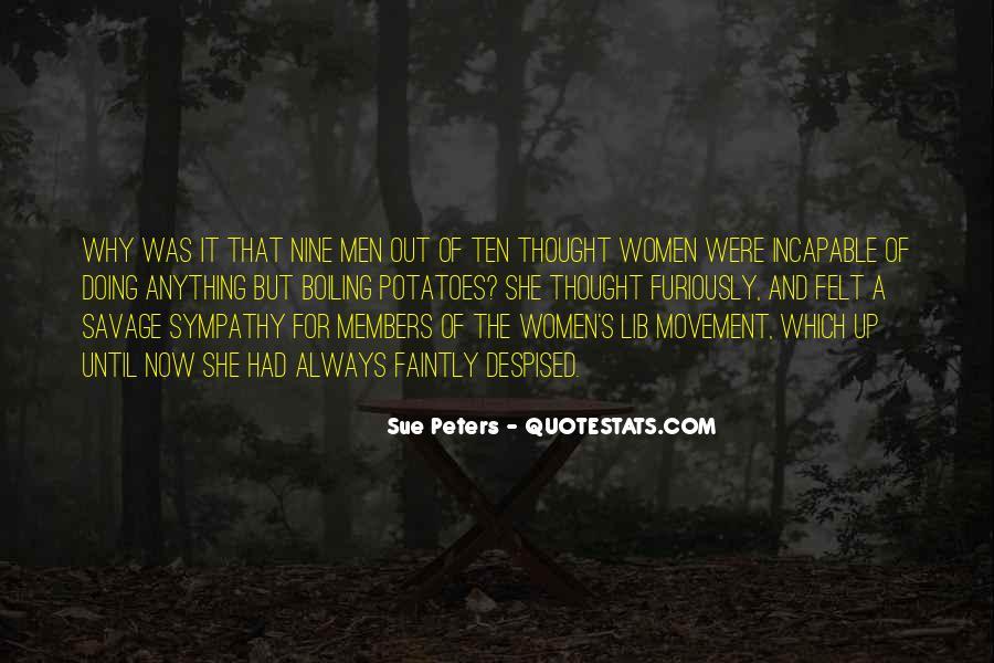 Best Women's Lib Quotes #848224
