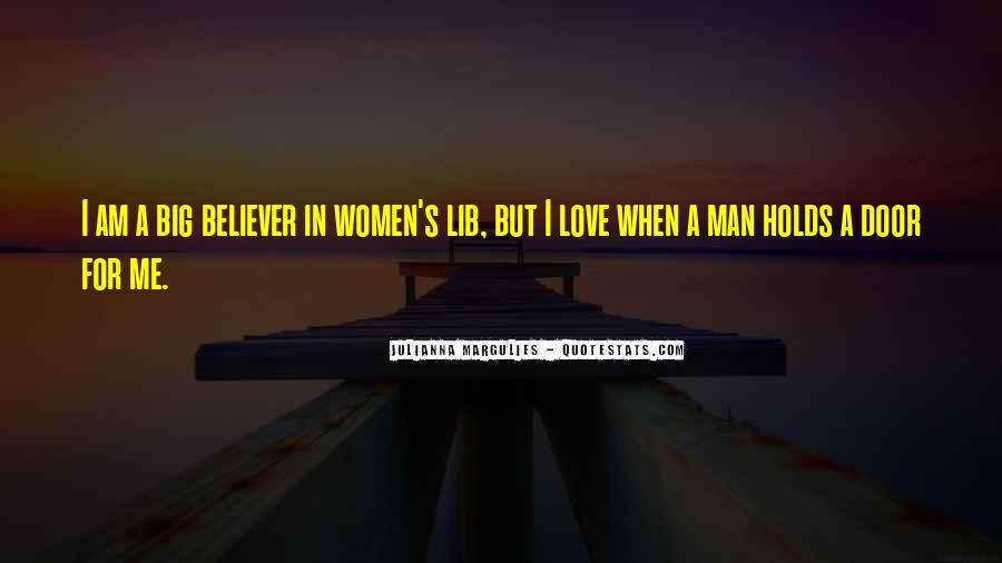 Best Women's Lib Quotes #856462
