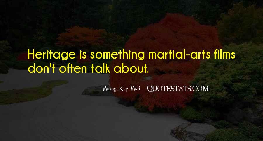 Best Wong Kar Wai Quotes #1454018