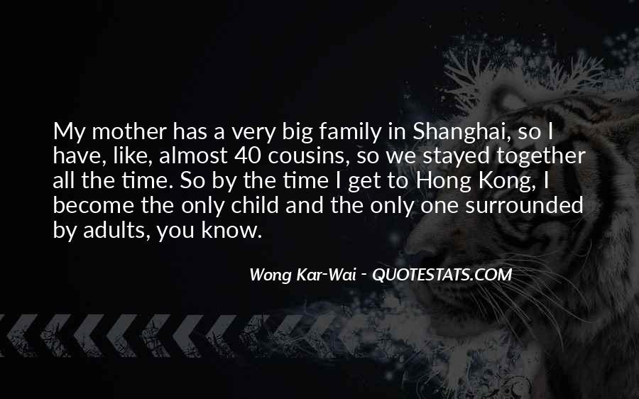 Best Wong Kar Wai Quotes #1583561