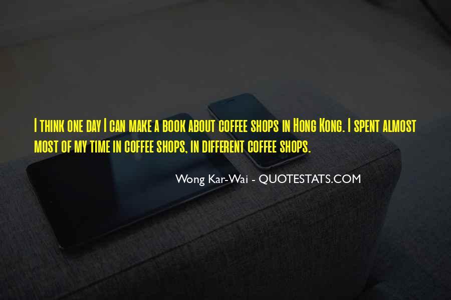 Best Wong Kar Wai Quotes #159112