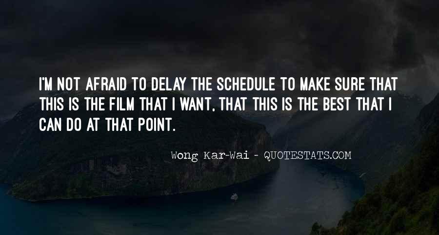 Best Wong Kar Wai Quotes #168743