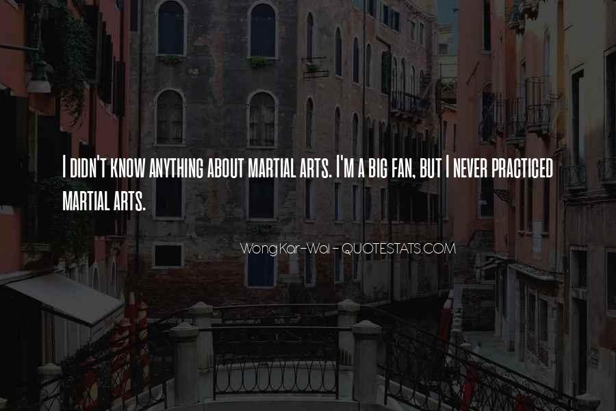 Best Wong Kar Wai Quotes #1755169