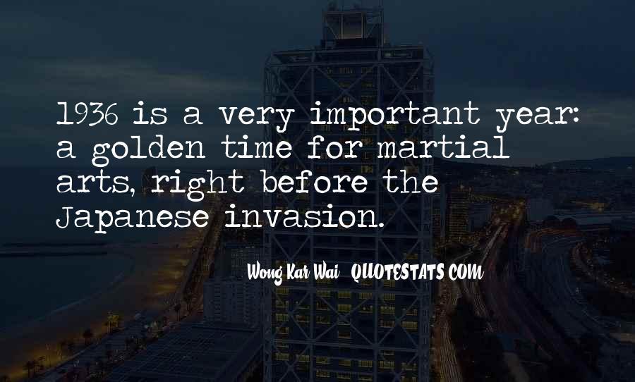 Best Wong Kar Wai Quotes #320775