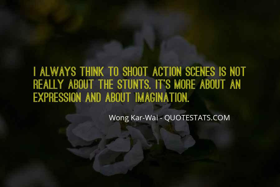Best Wong Kar Wai Quotes #493052