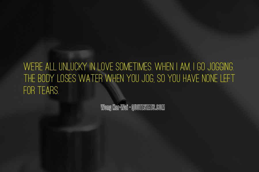 Best Wong Kar Wai Quotes #676620