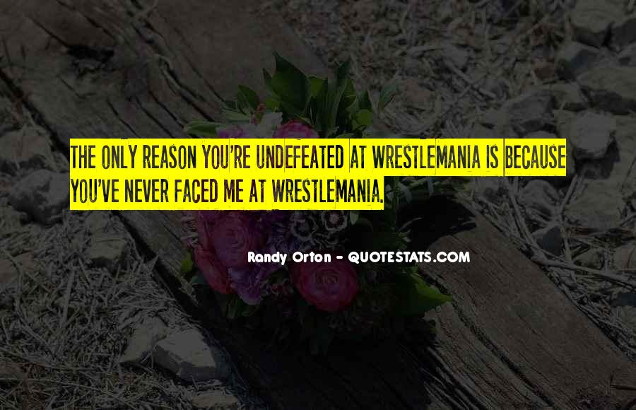 Best Wwe Quotes #58046