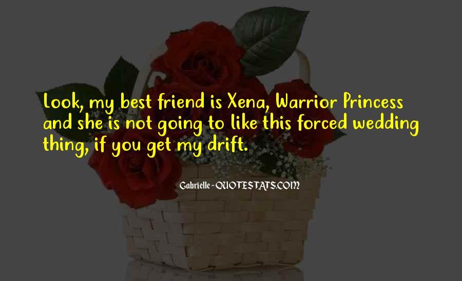 Best Xena Warrior Princess Quotes #1800232