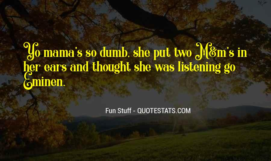 Top 18 Best Yo Mama Quotes Famous Quotes Sayings About