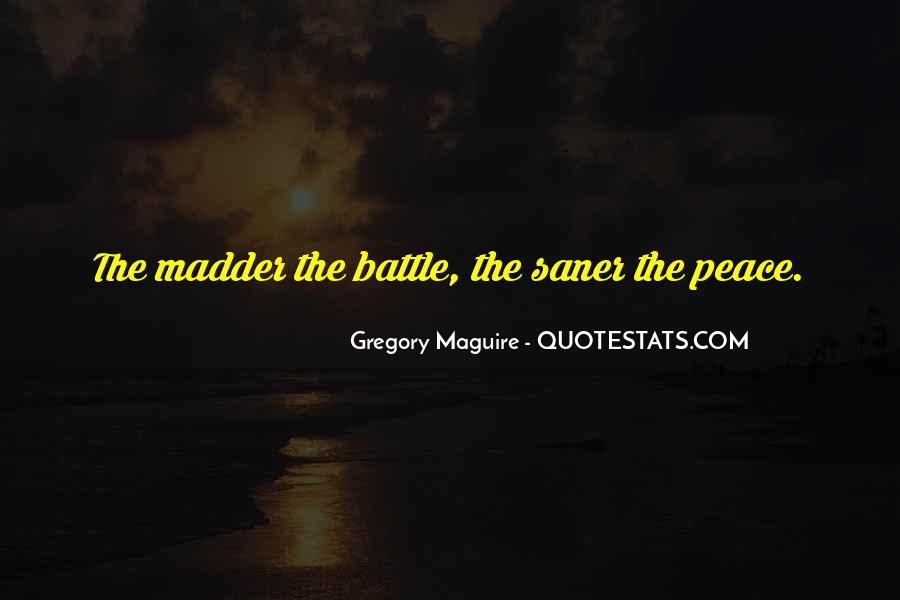 Quotes About Madder #1003038