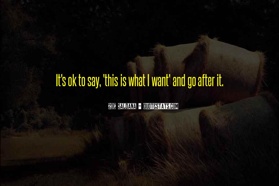 Best Zoe Saldana Quotes #157987
