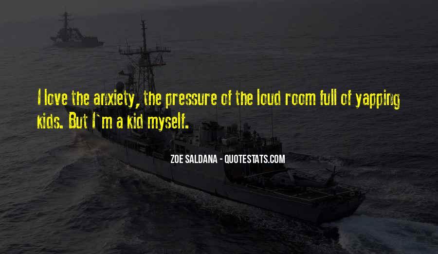 Best Zoe Saldana Quotes #263663