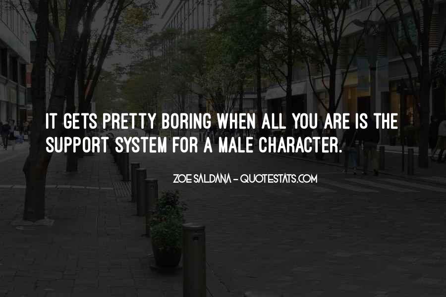Best Zoe Saldana Quotes #410230