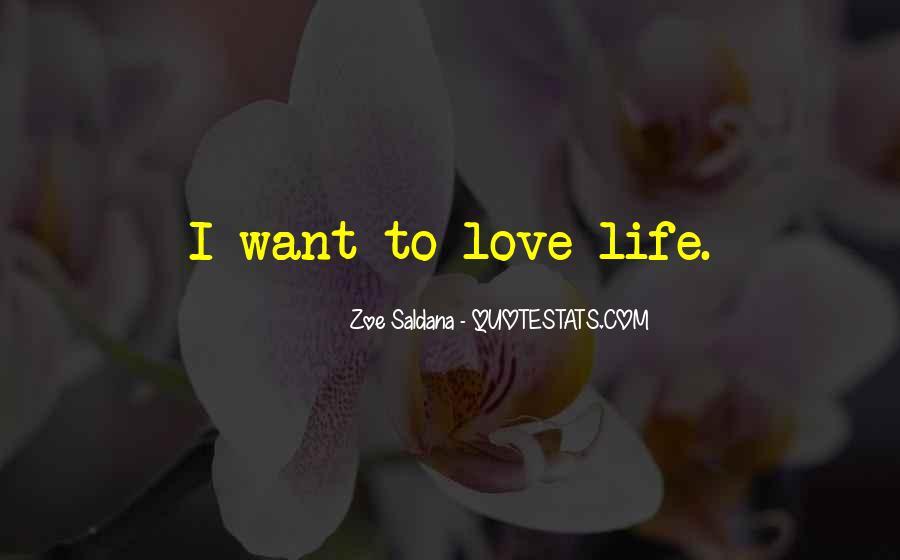 Best Zoe Saldana Quotes #504589