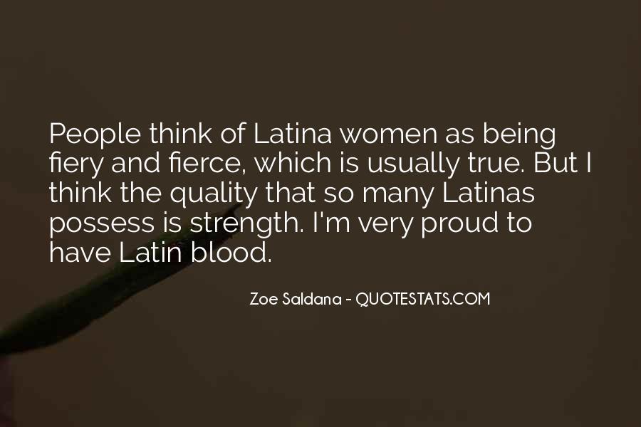 Best Zoe Saldana Quotes #66488