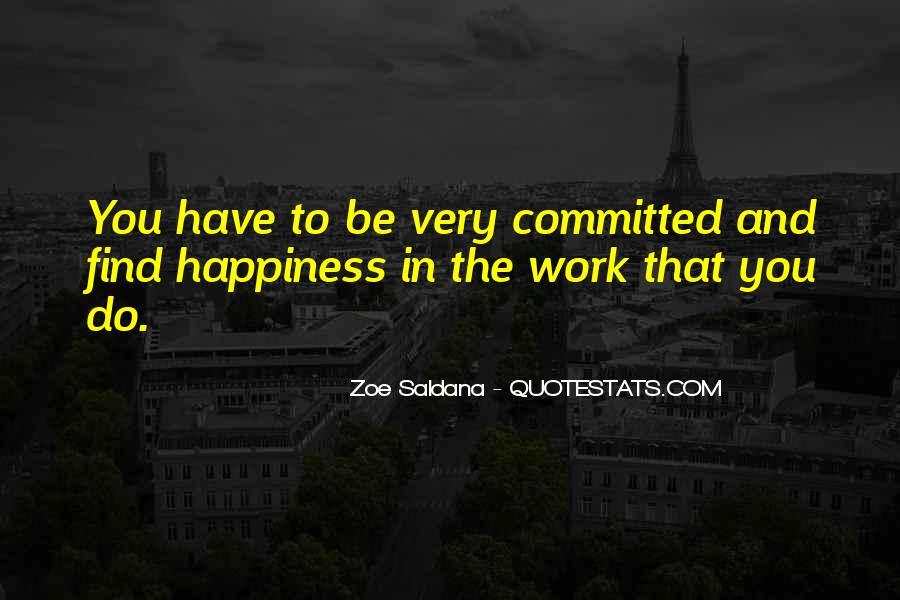 Best Zoe Saldana Quotes #76477