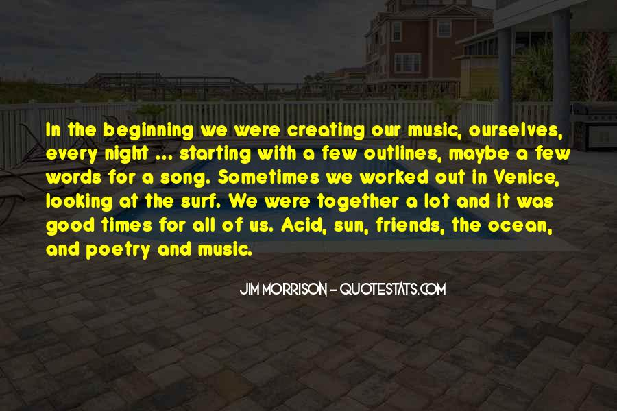Quotes About The Sun And Ocean #104122