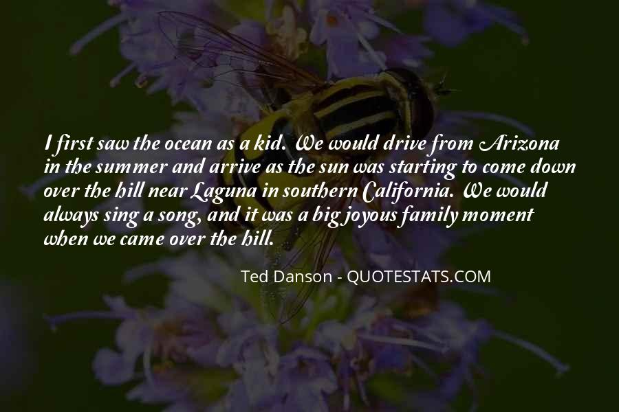 Quotes About The Sun And Ocean #1541881