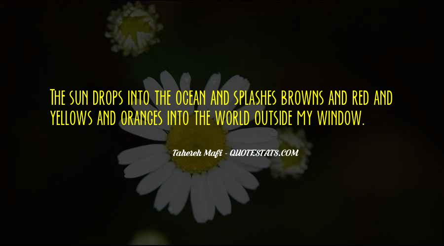 Quotes About The Sun And Ocean #1677606