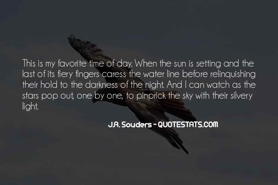 Quotes About The Sun And Ocean #1839903