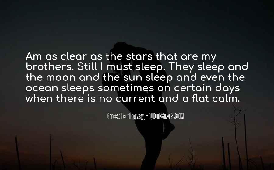 Quotes About The Sun And Ocean #19703